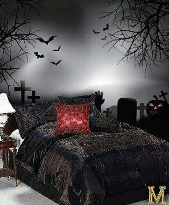 25 Gorgeous Gothic Bedroom Design Ideas Interior God