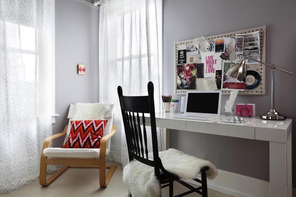37 Refined Feminine Home Office Ideas Interior God