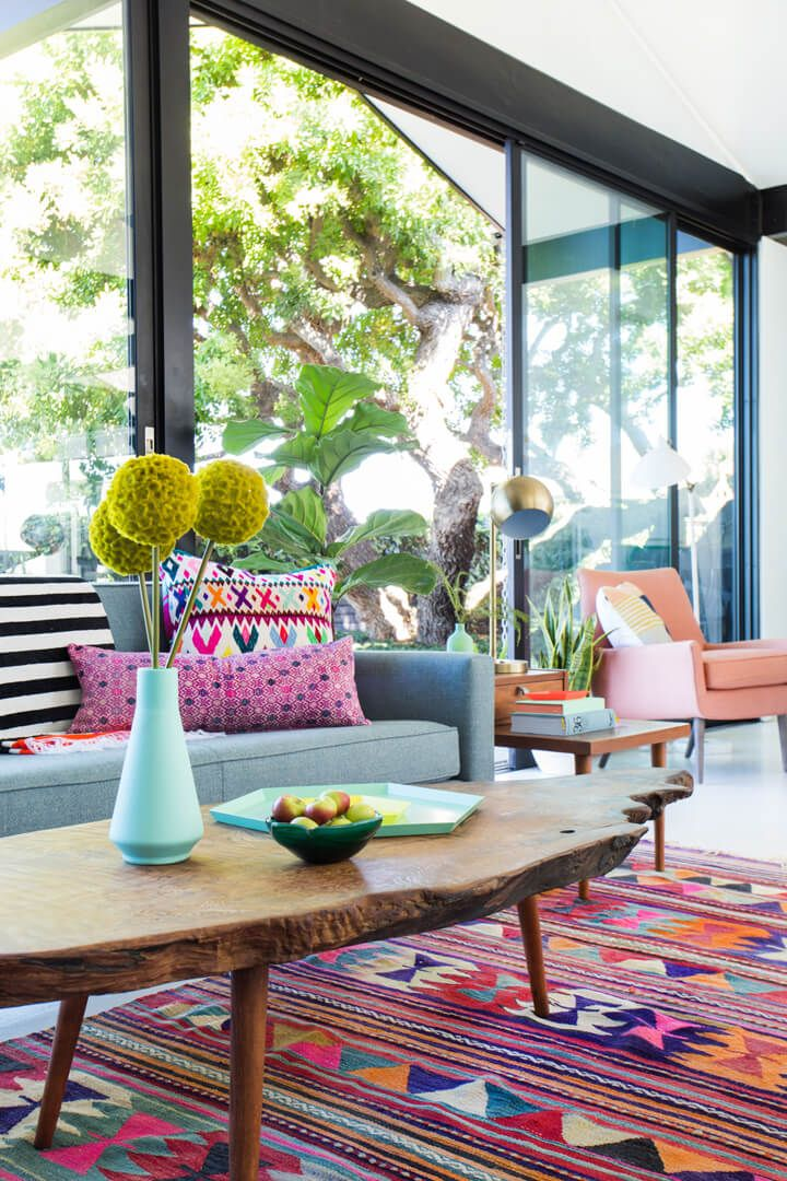 39 Bright And Colorful Living Room Designs   Interior God on Colourful Living Room  id=22057