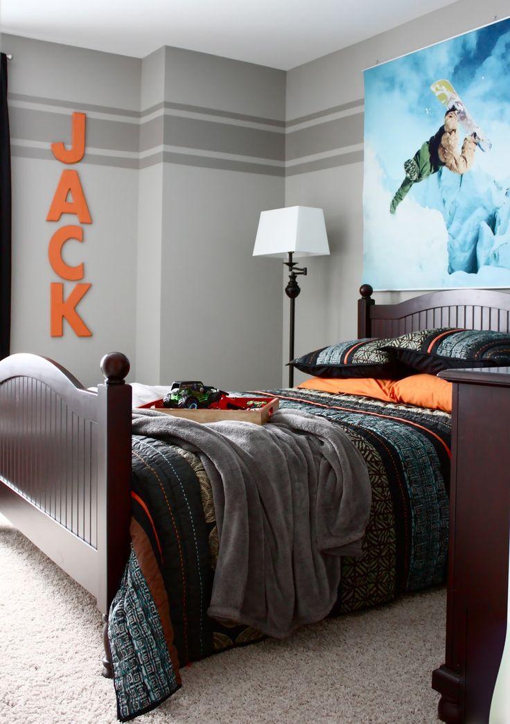 23 Modern And Beautiful Teen Boys Room Designs | Interior God on Beautiful Teen Rooms  id=97842