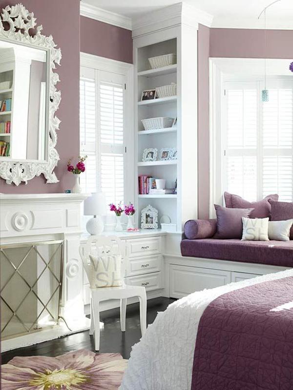 37 Elegant Feminine Bedroom Design Ideas | Interior God on Beautiful Room Design For Girl  id=26975