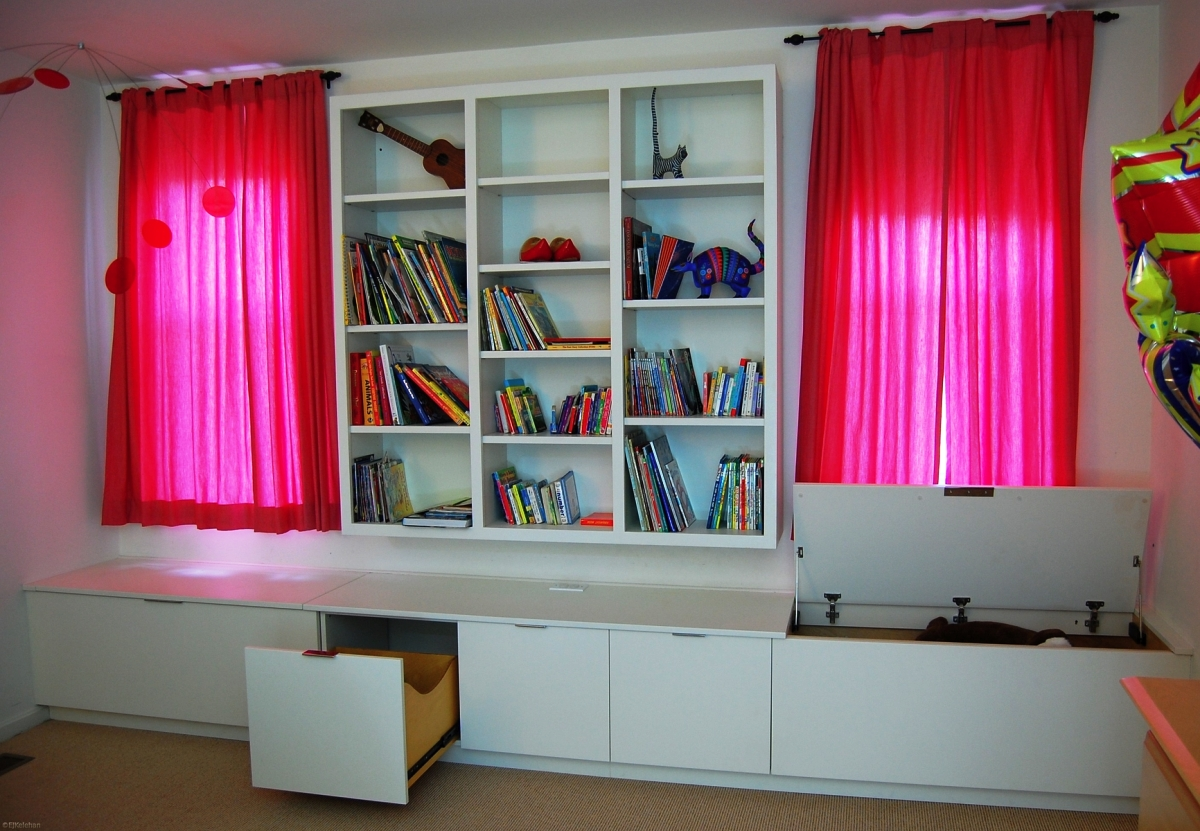 31 Simple But Smart Bedroom Storage Ideas