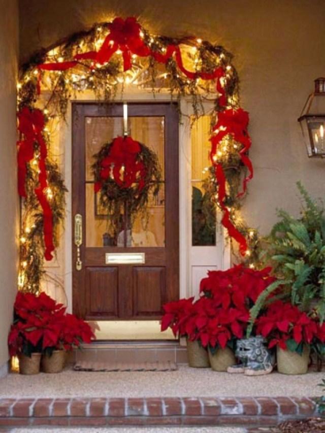 41 Inspiring Outdoor Christmas Decorations Interior God