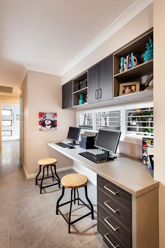 25 Practical Home Office Ideas To Inspire You Interior God
