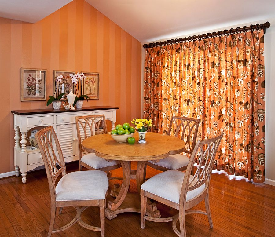 21 Orange Dining Room Designs Ideas To Try Now Interior God