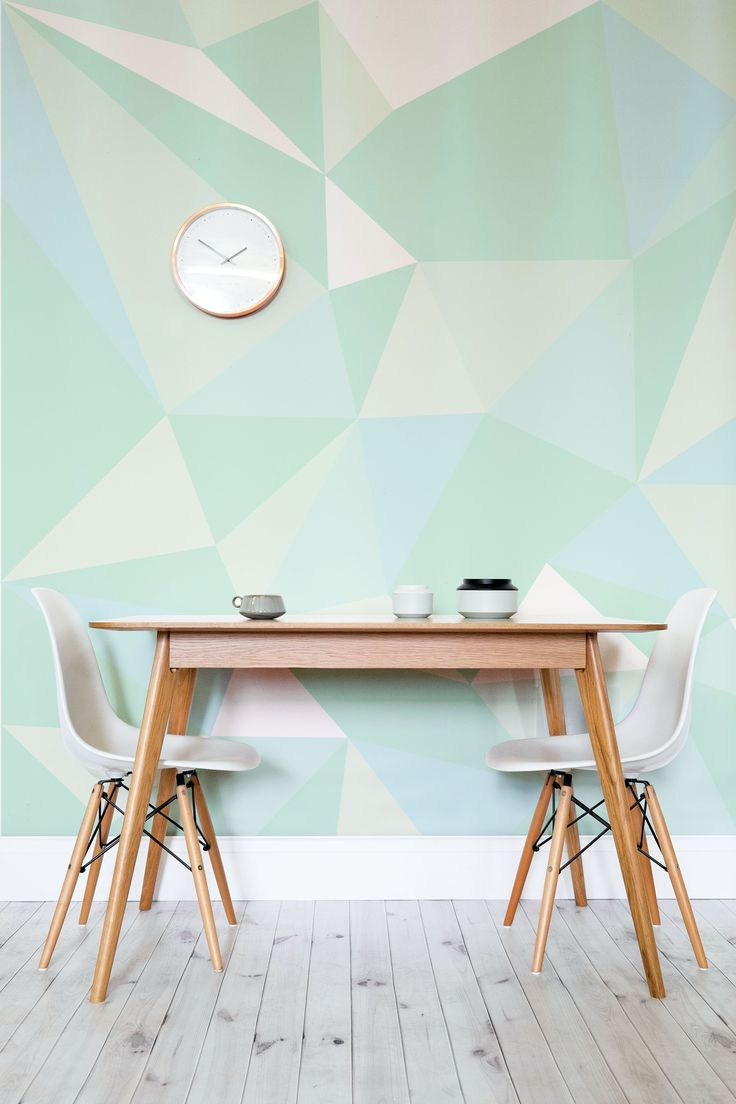 21 Geometric Dining Room Designs That Inspire You