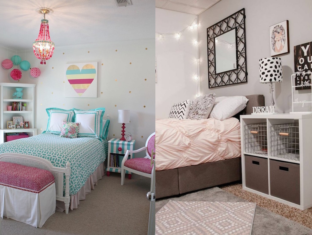 20 Amazing Girls Bedroom Ideas To Get Inspired