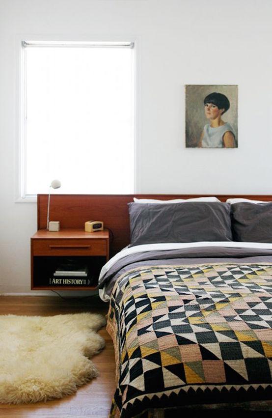 20 Cool Retro Bedroom Design Ideas To Try Interior God
