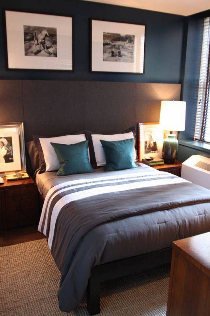 Decorating a small home might seem like a bit of a challenge at first. 17 Turquoise And Black Bedroom Ideas For Your Home