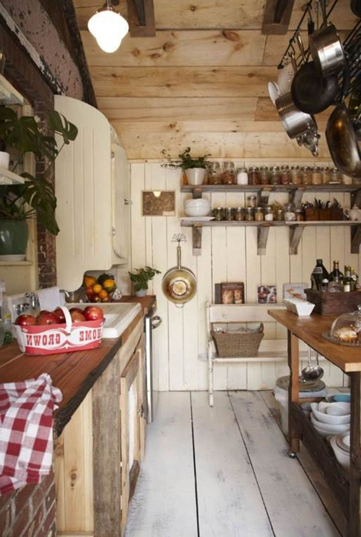 33 Cottage Kitchen Design Ideas To Inspire You | Interior God on Rustic:1Gdhjdx6F3G= Farmhouse Kitchen  id=80239