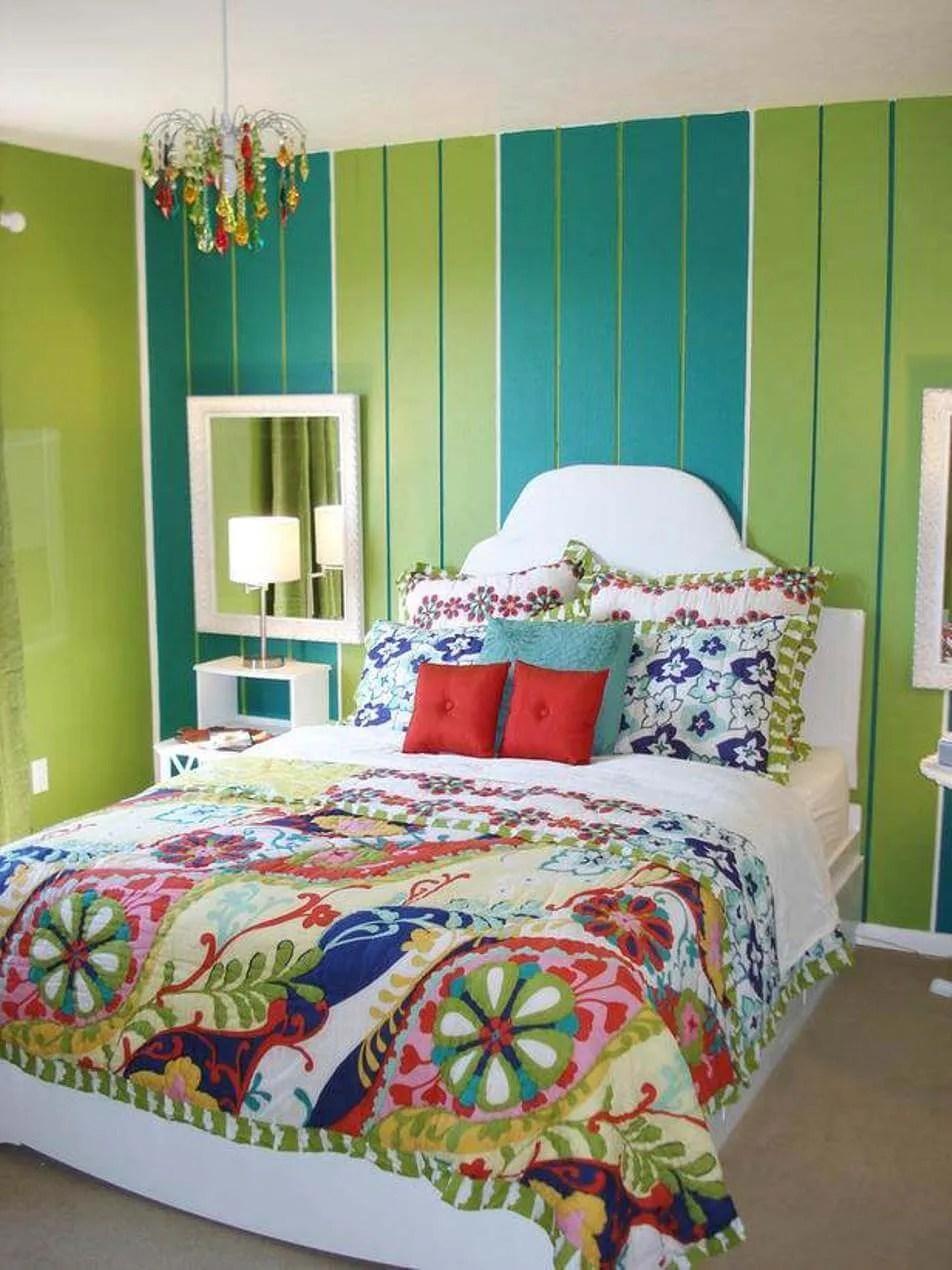 10 Bohemian Bedroom Interior Design Ideas - https ... on Bohemian Bedroom Ideas  id=86232