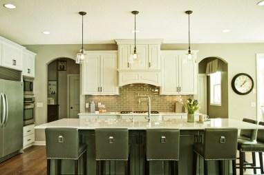 Kitchen - Stove View