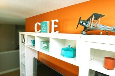 After: Play Loft -Top Shelf