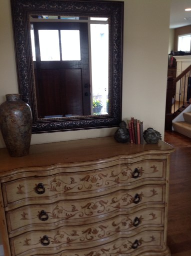 Before:Entry Furnishing