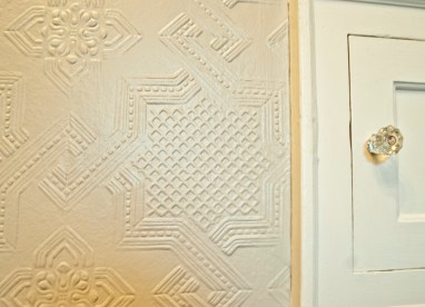 Wall Paper detail