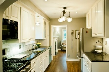 After:The Kitchen - North view