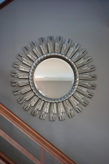 After: Accent Mirror
