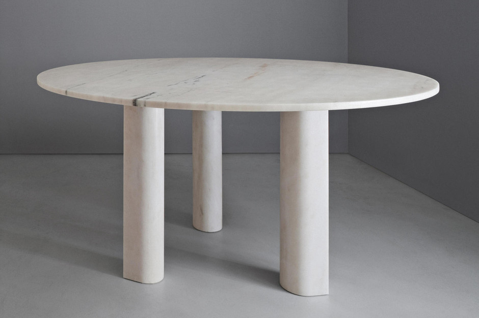 Dining table Love me, Love me not, Salvatori.