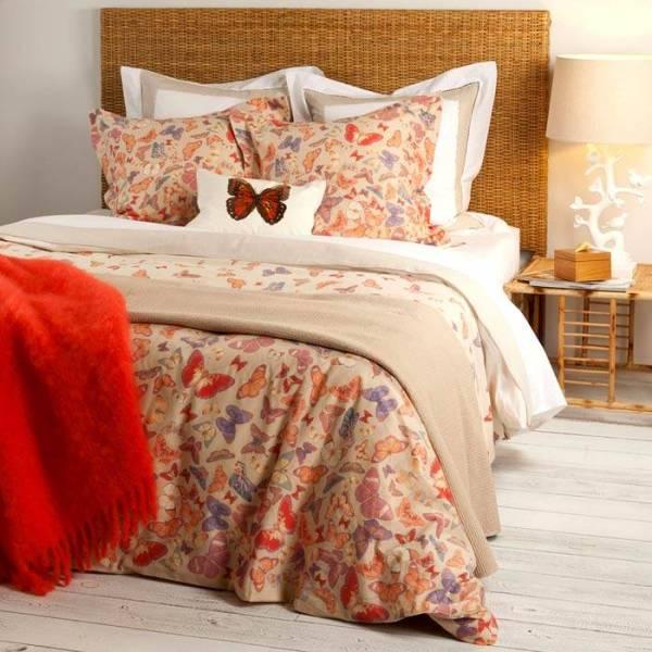 Текстиль для спальни Zara home | Фото красивых интерьеров