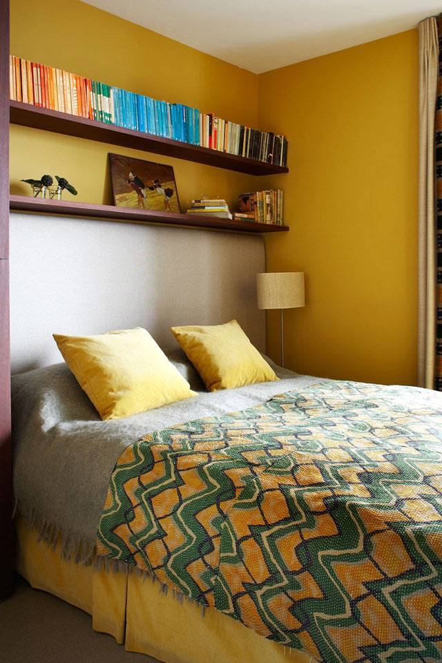 5 bold colour schemes for bedrooms 2