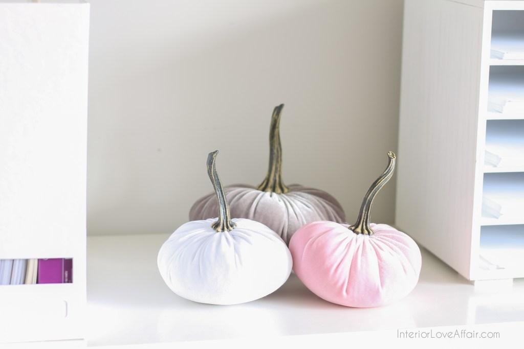Pretty Pumpkins, Fall decor