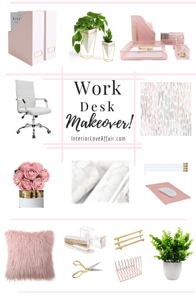 how to decorate your workdesk