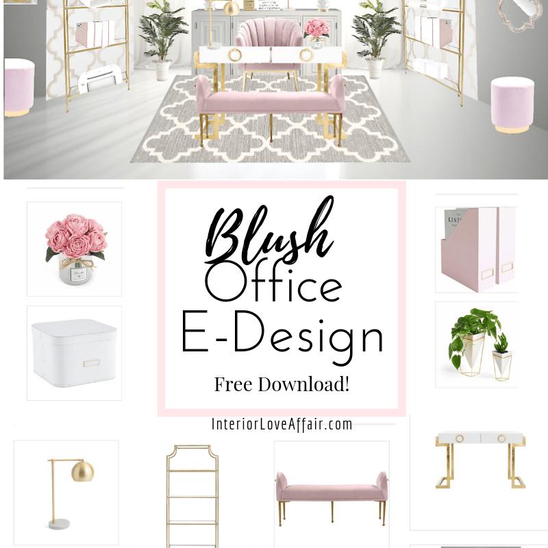 blush office e design