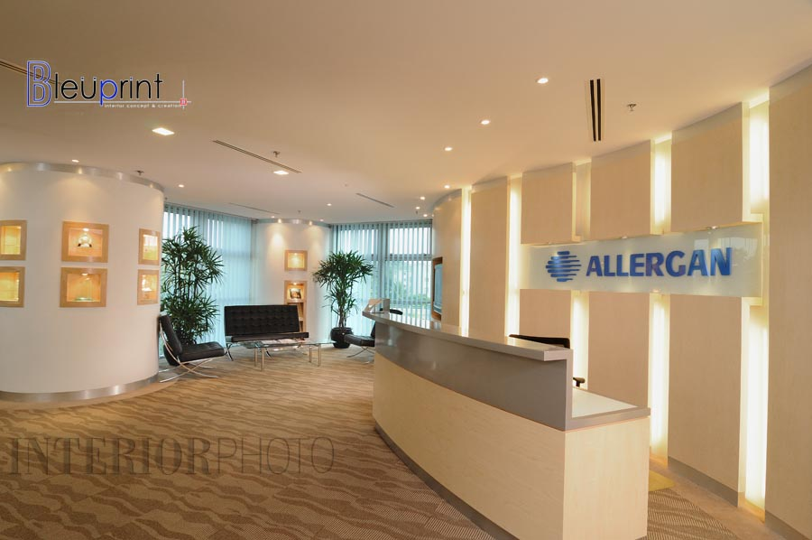 Allergan Office InteriorPhoto Professional Photography For Interior Designs