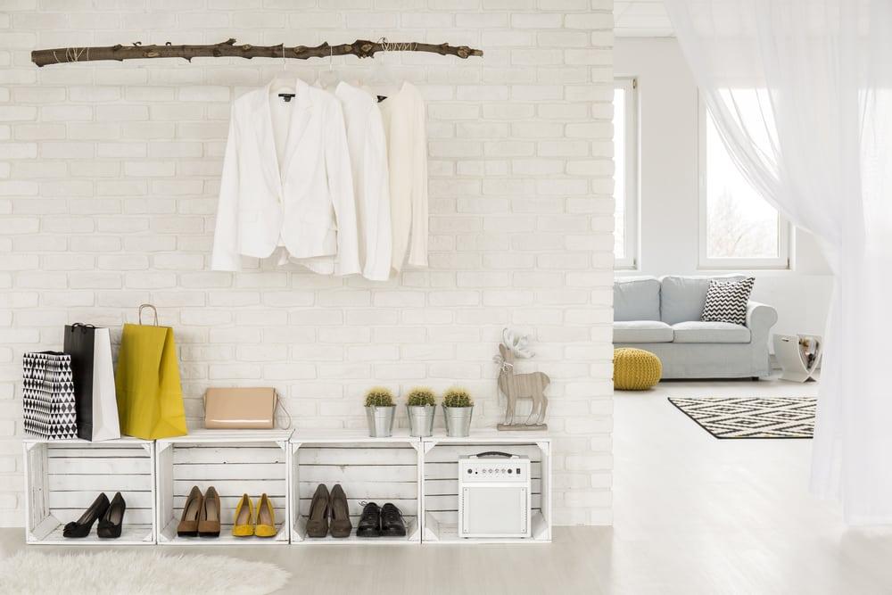 kledingkast inrichten, kledingkast, garderobekast, interiorqueen