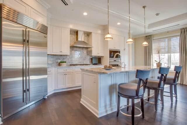 Ultra Luxury High-End Kitchen Designs - Interiors By Just ... on Ultra Modern Luxury Modern Kitchen Designs  id=69846