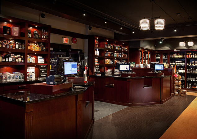 Liquor Store Design Applied Design Knowledge