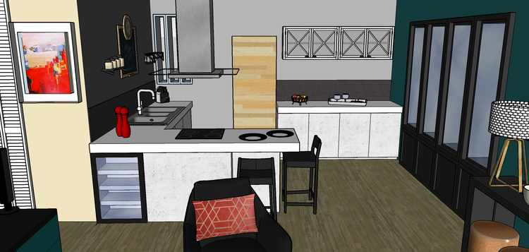 Home Staging Virtuel Interior S By Mi