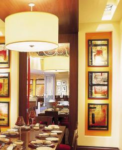 Indian Restaurant Interiors InteriorSense Commercial Design Project Consultant Cornwall