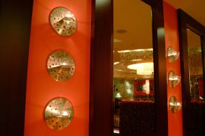 Indian Restaurant Lighting Interiors InteriorSense Commercial Design Project Consultant Cornwall