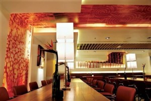Urban Bistro & Wine Bar Interiors - Commercial Design