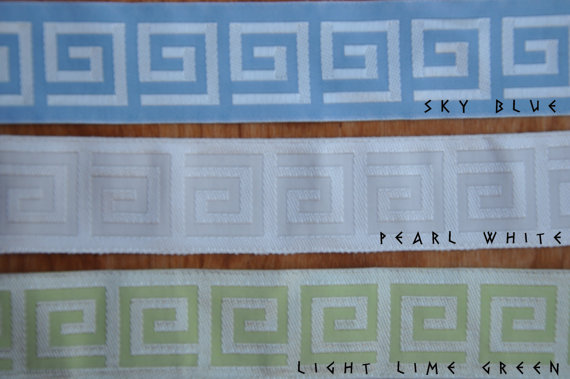 Greek Key Trim