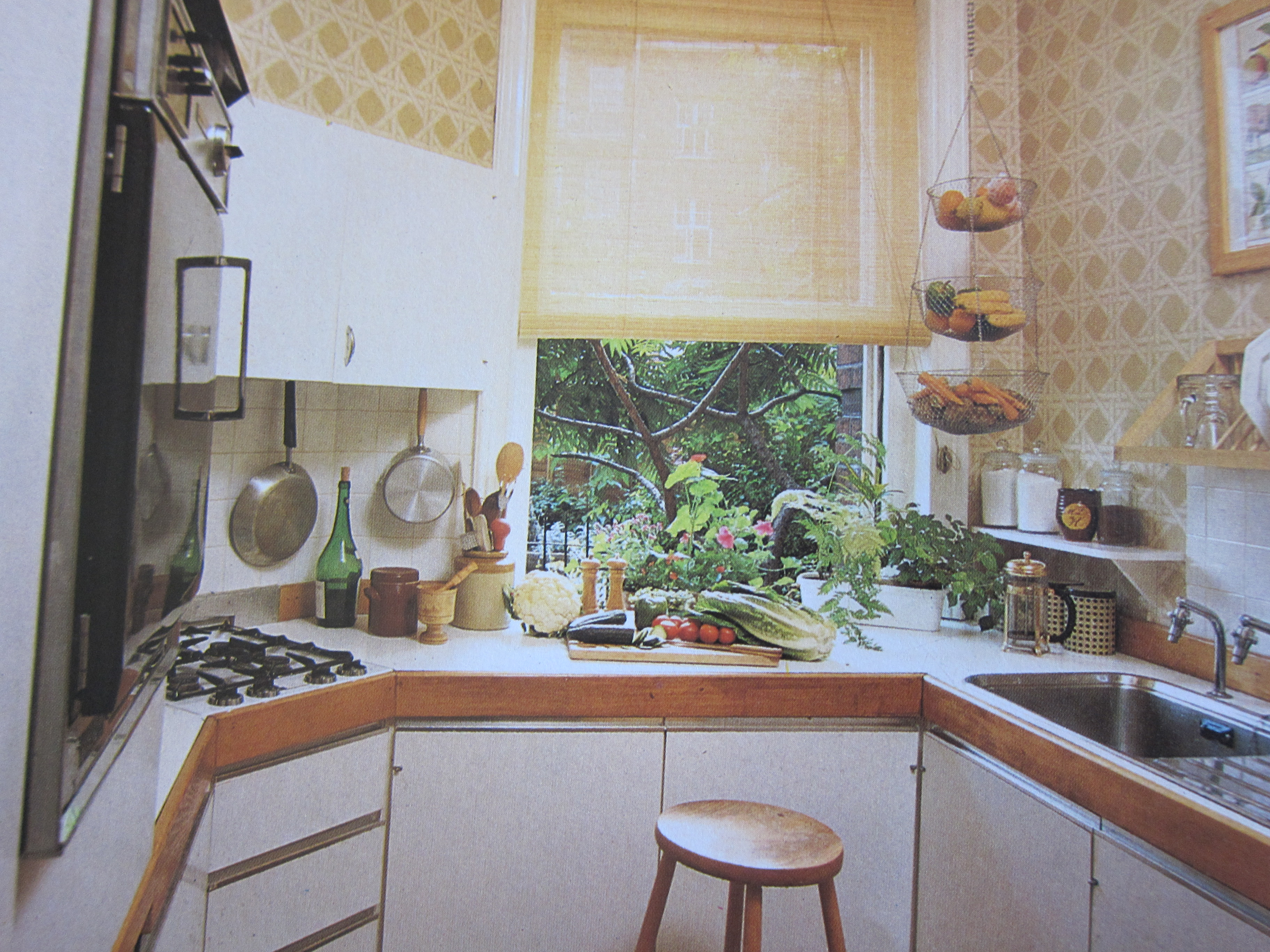 1980s kitchen