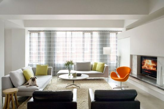 Eric Roth Photography   via Interiors For Families