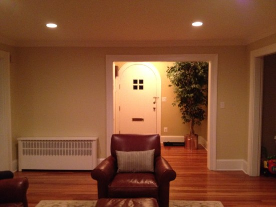 Lightened-Up Tudor: BEFORE | Kelly Rogers Interiors | Interiors For Families