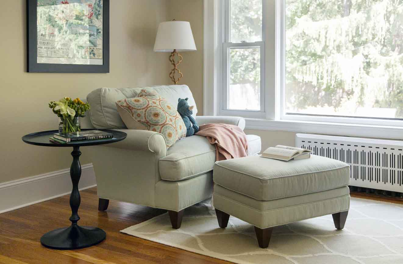 Lightened-Up Tudor: AFTER   Kelly Rogers Interiors   Interiors For Families