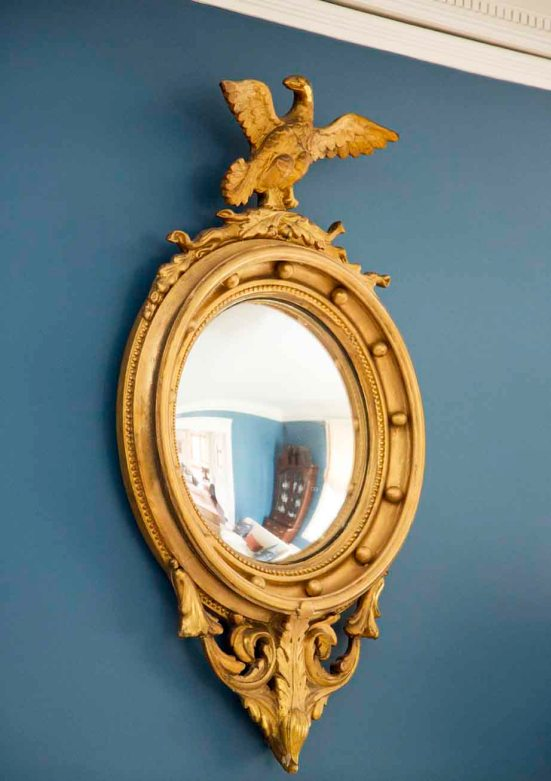 Blue + Brass | Kelly Rogers Interiors | Interiors for Families