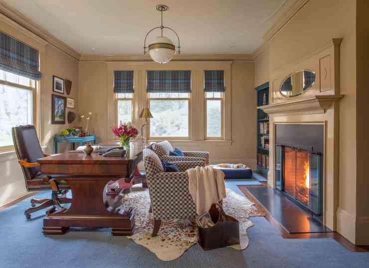 One Room Challenge Fall 2015: Manbrary Reveal | Kelly Rogers Interiors | Interiors for Families