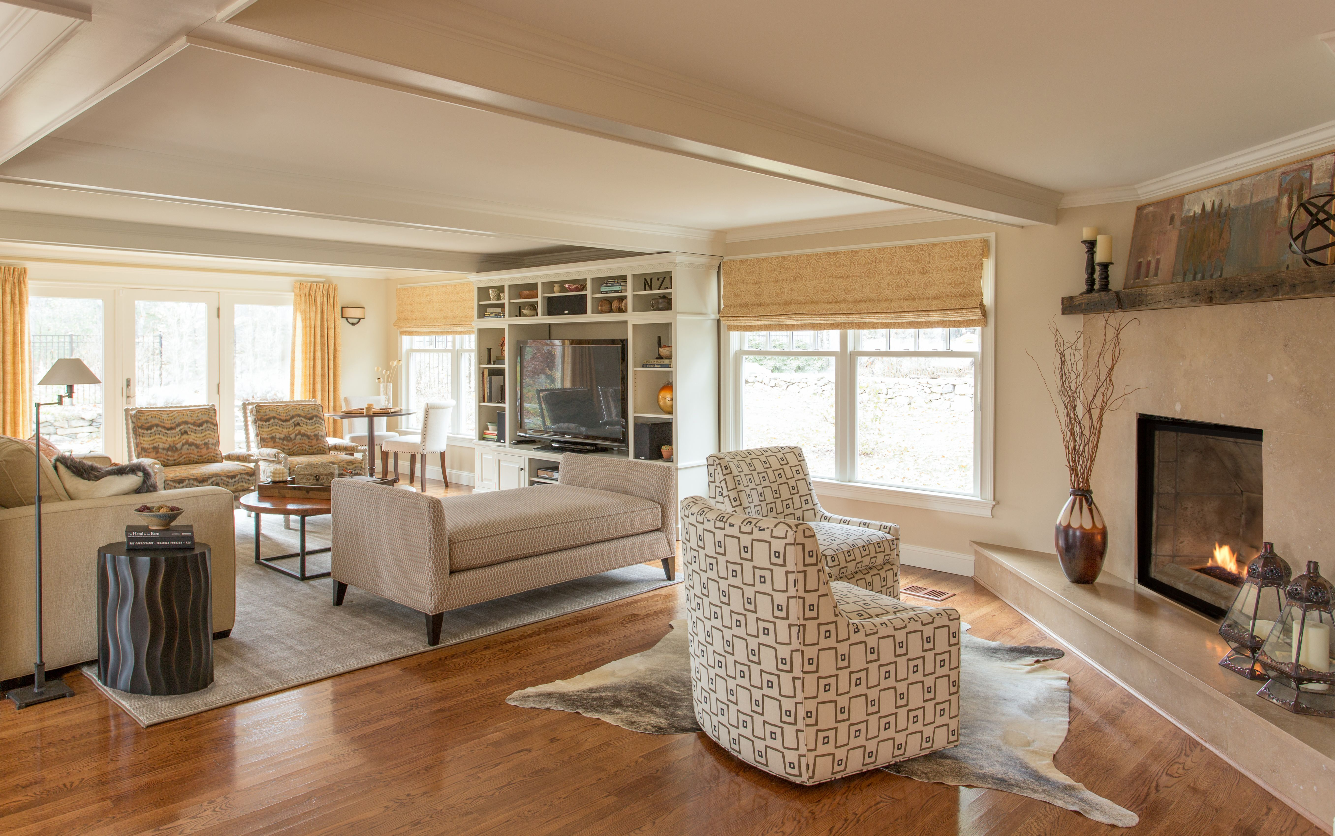 Project Reveal: Brown Moves Down, A Home Lights Up – Interiors for ...