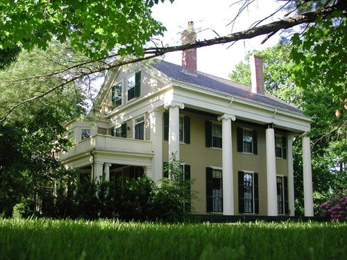 Nathaniel Allen House - West Newton, MA | Junior League of Boston 2016 Show House