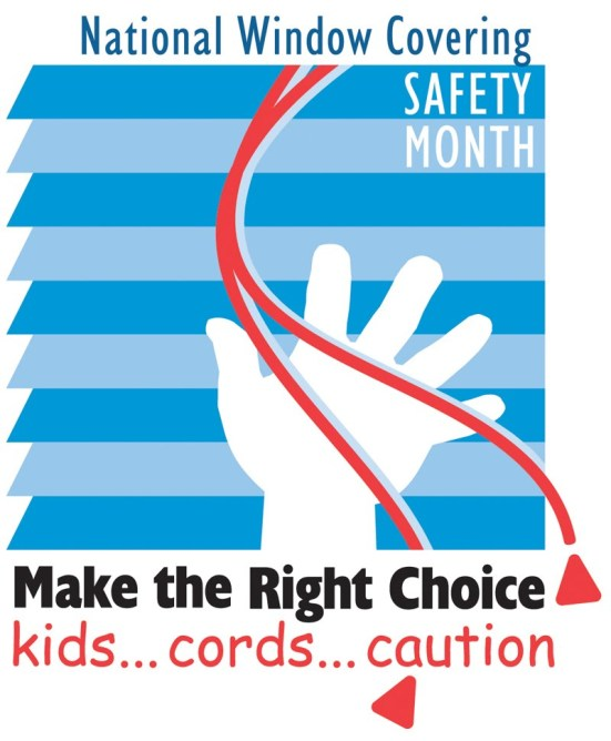 National Window Covering Safety Month   Interiors for Families