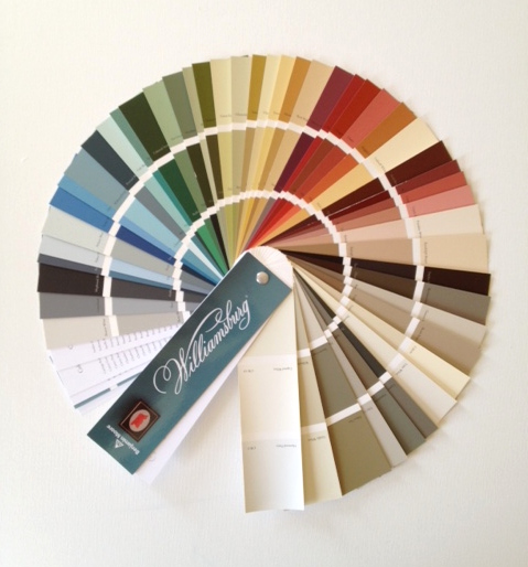 Benjamin Moore Williamsburg Collection | Interiors for Families