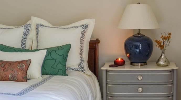 Wellesley Master Bedroom Reveal | Kelly Rogers Interiors | Interiors for Families