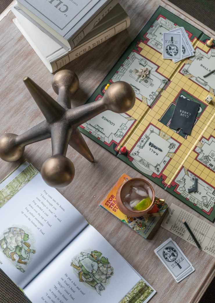 Family Game Night (But Make it Fashion) | Interiors for Families | Blog of Kelly Rogers Interiors