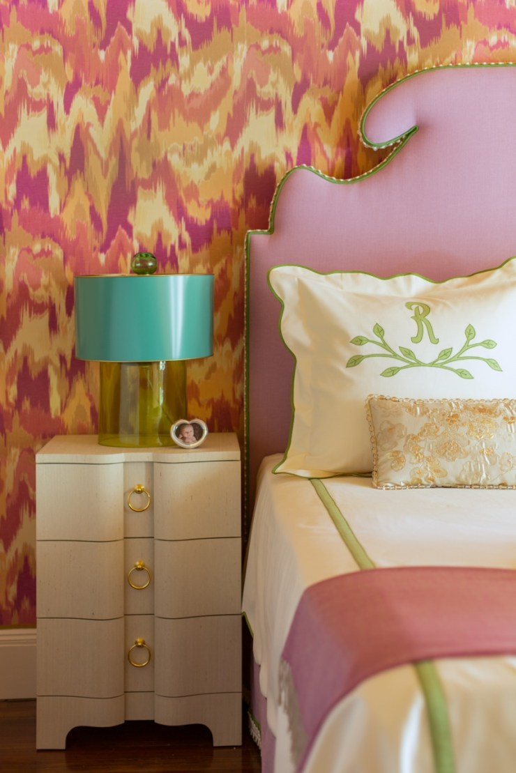 Junior League of Boston 2016 Show House - Mother-In-Law Bedroom | Kelly Rogers Interiors | Interiors for Families