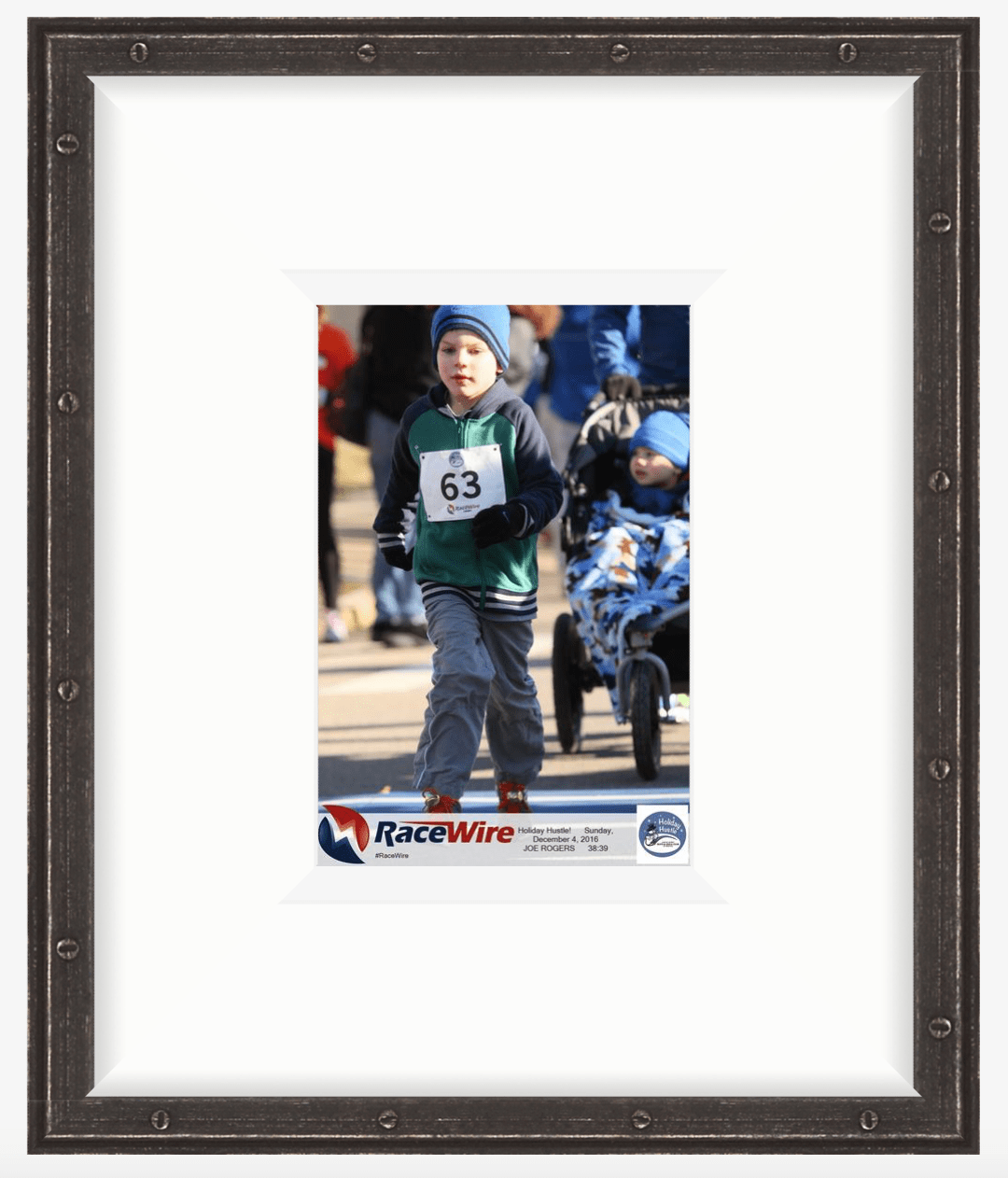 Friday Family-Friendly Find: Framebridge Custom Print & Frame | Interiors for Families